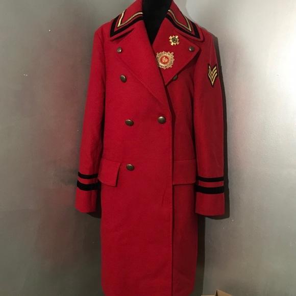 1d1897c5 Zara Jackets & Coats   Mens Peacoat   Poshmark
